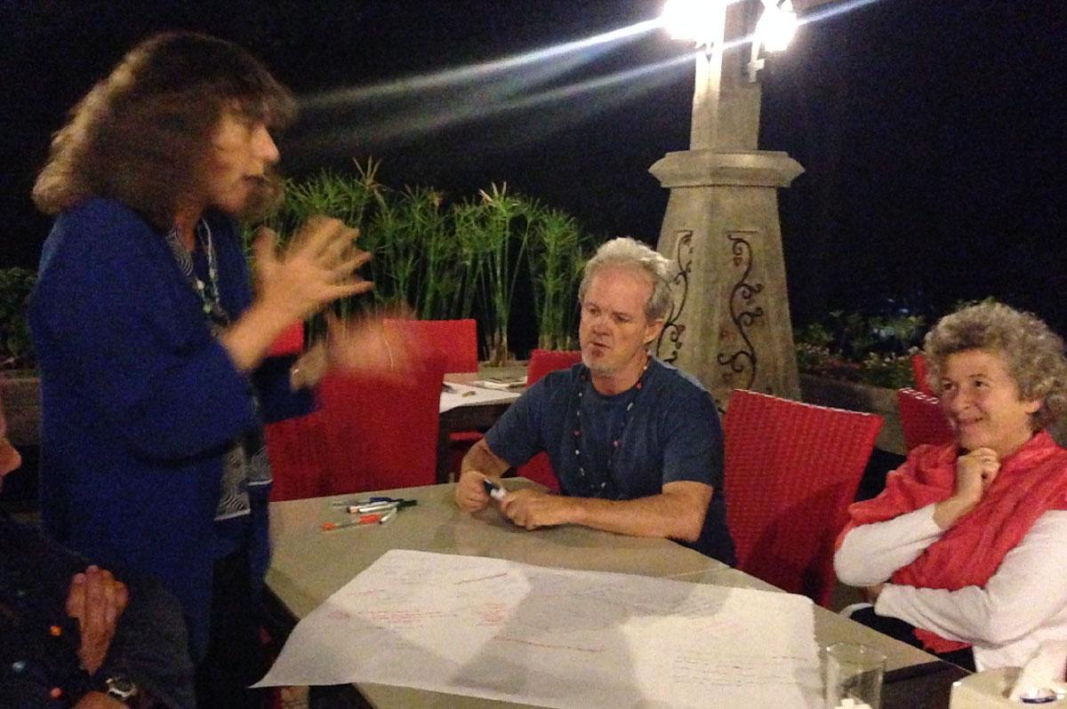 Bonnie Koenig in Thailand